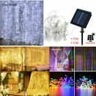 8 model starry fairy lights  Christmas fair Lighting for outdoor Garden, Wedding