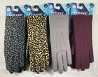 Isontoner Smartdri Smarttouch Stretch Womens Gloves One Size Fits All