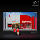 Moreart 1:64 Diorama Assemble Supreme Shop Doll Figure