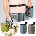 Pet Dog Walking Pouch Bag Puppy Training Treat Bag Poo Bags Holder Dispenser