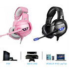 Gaming Headset for PS4 Xbox one Surround Stereo 3.5mm Gaming Headphones with Mic