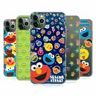 OFFICIAL SESAME STREET PATTERNS SOFT GEL CASE FOR APPLE iPHONE PHONES