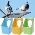 Bird Food Waters Bowl Cups Pigeons Pet Cage Sand Cup Feeder Feeding Box Brandnew
