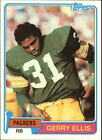 1981 Topps Football Pick Complete Your Set #201-400 RC Stars ***FREE SHIPPING***Football Cards - 215