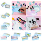 20pcs Finger Sponge Daubers for Painting Drawing Ink Stamping Art Tools Box