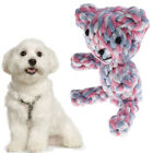 Dog Puppy Toy Animal Knot Rope Puppy Dental Chews Teeching Clean Tug Toy