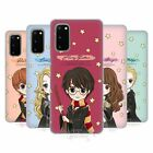 OFFICIAL HARRY POTTER DEATHLY HALLOWS XXXVII SOFT GEL CASE FOR SAMSUNG PHONES 1
