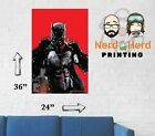 All Star Batman #1 Cover Wall Poster Multiple Sizes 11x17-24x36