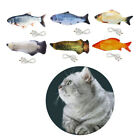 USB Charging Electric Fish Pet Cat Dog Toy Wagging Flipping Moving Toys