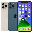 Apple iPhone 12 Pro Smartphone 128GB 256GB 512GB AT&T T-Mobile Verizon Unlocked