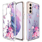For Samsung Galaxy S21/Plus/Ultra Note 20 Clear Shockproof Phone Slim Case Cover