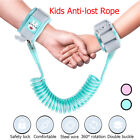 Kids Anti Lost Wrist Link Traction Rope Toddler Child Safety Harness Leash Lock
