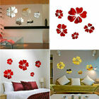 Wall Sticker Modern Vine Flower Decal Room Bedroom Fridge Home Decoration Diy