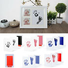 Baby Kid Pet Handprint Footprint Ink Pad Paw Print Kit Non-Toxic Baby Gift