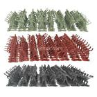 100+PCS++Figures+Army+Man+Toy+Soldiers+Playset+Action+Figures