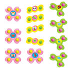3pcs Baby Kids Suction Cup Spinning Top Toy Spinning Windmill Summer Toys