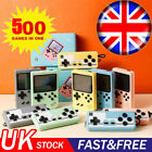Retro Handheld Video Game Console Gameboy Built-in 500 Classic Games Toys Gift