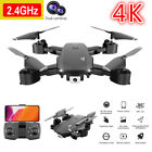 2021 NEW RC Drone 4K Wide Angle Camera WIFI FPV Drone Foldable Quadcopter Toys