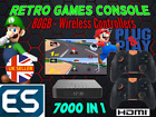 Super Retro Games Console V1 - Plug & Play -  Arcade Machine, HDMI 7000 IN 1
