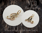 Nc Designs New Genuine 9kt Yellow Gold Solid Letter, Initial, Alphabet Charm A-z