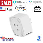 Wifi Smart Plug Remote Control Socket Outlet Switch For Alexa Echo Google Home