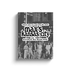 Max's Kansas City New York Gallery Wrapped Canvas Print