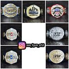Custom IWGP Belts for Mattel Figures Elite Lot WWE NJPW V2