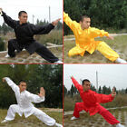 Kung Fu Tai Chi Uniform Martial Arts Suit Outfit Wushu Changquan Suit Clothes