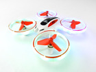 The Drone Zone Mini LED Voyager Explorer Quadcopter Night Flyer For Beginners -