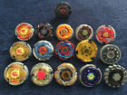 Beyblade Multi Listing of 16 Metal Fusion Beyblades + Launchers ships together