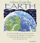 ADVICE FROM THE EARTH T-SHIRT TEE CONSERVE GREEN NWT