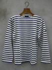 Breton Shirt by Saint James – Minquiers 10 Cream & Navy / Ecru & Marine XS - XXL