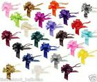 20 X 50MM PULL BOWS 19 COLOURS WEDDING CARS PEWS SWAGS