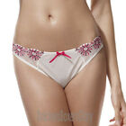 Panache Superbra Erin Thong/Knickers Ivory Select Size