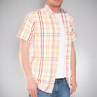 ♦ NEW/TAGGED ANIMAL MENS LYTTON PATROL RED SURF DUDE SHIRT/CHECK TOP.ALL SIZES ♦