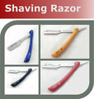 Disposible Blade Straight Cut Throat Shaving Razor, Traditional Razors, shavette