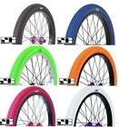"""NEW SAVAGE BMX BIKE 20 """" FREESTYLE TYRES. 20""""X 2.0 CHOICE OF 6 COLOURS. SVTY000."""