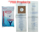 Eureka Style Y Commercial Upright Vacuum Cleaner Bags + Filter Model C6446AT