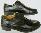 Mens Maverick Shoes  Lace Up in Black Style A2060