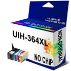 HP 364 XL NON-OEM INK CARTRIDGES REPLACE FOR B209 B110d B209e PRINTER