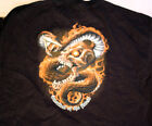Skull and Snake Survival of the Fittest BLACK Adult T-Shirt