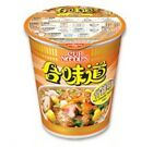 New Sealed Nissin Cup Noodles 72g x 6 - Pork Chowder Flavour