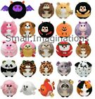 Ty 4 inch Plush Beanie Ballz - Lots of Different Designs to Choose From