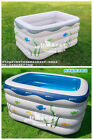 Swimming Pool Inflatable Infant Baby Children's Pool with Air Pump K0841