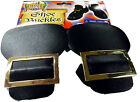 Colonial Costume Shoe Buckles Colonial Shoe Buckles, Unisex  68731