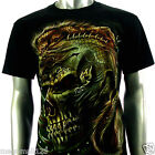 RC Survivor T-Shirt Biker Tattoo C111 Sz M L XL XXL Rider Rock Graffiti Devil