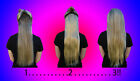 """20"""" Straight Clip-In Extension Piece *Hot HairDo* ~Like Human Hair~ 2-3 tone"""