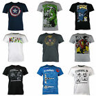 Mens Character T-shirts | Various Characters | Fr Sz S-XXL | NEW WITH TAGS