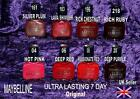 MAYBELLINE ULTRA LASTING 7 Day nail polish varnish red purple pink CHOICE of COL