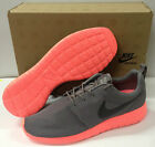 NEW NIKE ROSHERUN MENS ROSHE RUN SOFT GREY MIDNIGHT FOG CRMSN SHOES 511881-096